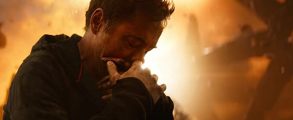 Avengers: Infinity War – Robert Downey Jr. Talks Tony's Smaller Focus and his Personal Life