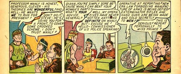 Wonder Woman 7, Winter 1943.