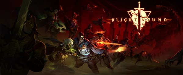 Blightbound drops into Early Access on July 29th, courtesy of Devolver Digital.