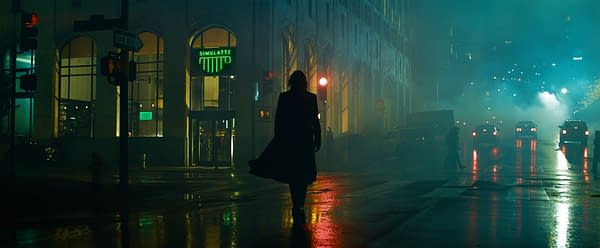 2 New HQ Images from The Matrix Resurrections