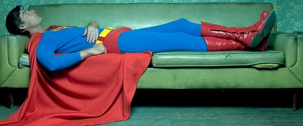 Superman-couch