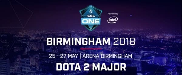 ESI Birmingham Networking Event toTake Place During the Dota 2 Major