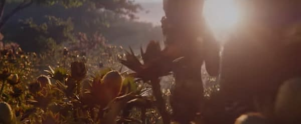 Is Thanos Growing Space-Opium in the Avengers: Endgame Trailer?