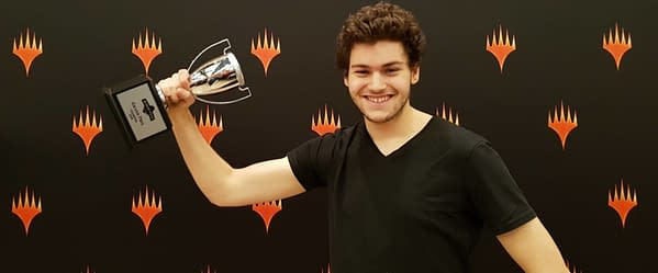 "Antoine Lagarde takes MagicFest Lyon! - ""Magic: The Gathering"""