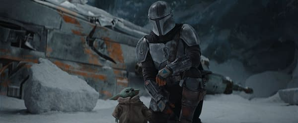 The Mandalorian season two. Image courtesy of Lucasfilm