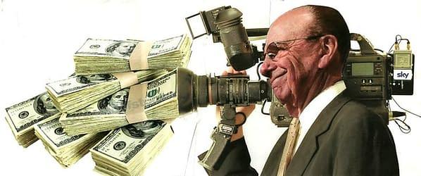 Monday Runaround – Murdoch, Money And Morrison