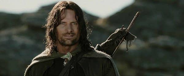 Viggo Mortensen's Advice for Whomever Plays Young Aragorn