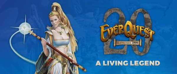 Daybreak Games and The Comic-Con Museum to Host Everquest's 20th Anniversary