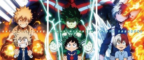 """My Hero Academia : Heroes Rising"" Release Date Announced"