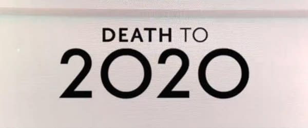 Death to 2020: Charlie Brooker's Satire Review Coming to Netflix