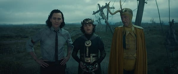 Loki is truly a show about therapy, self-healing and redemption cứu