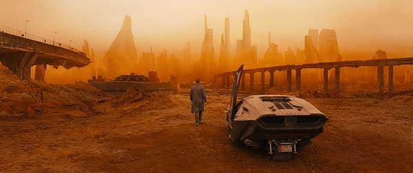 Incredulous Rumor: 'Blade Runner 2049', the TV Series?!?