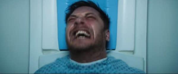 Venom Teaser Has Tom Hardy's Eddie Brock Feeling the Burn