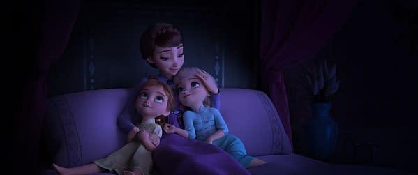 """Disney Reveals More Plot Details To """"Frozen 2"""" At D23"""