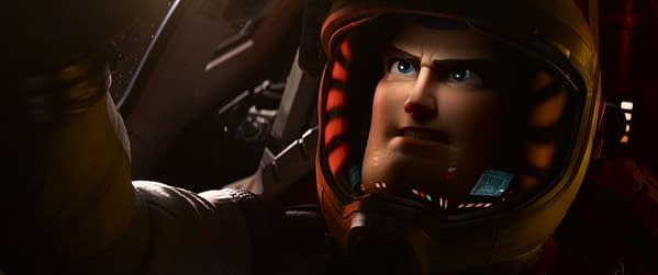 Two New Pixar Films: Turning Red, Lightyear W/Chris Evans Announced