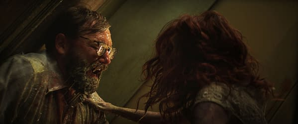 The Mortuary Collection Review: Predictable and Traditional Horror
