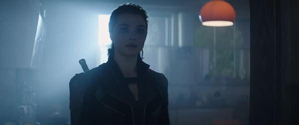 New Black Widow Trailer Teases Natasha's Past Plus New Images