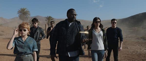 Eternals: Chloé Zhao Was Influenced By Denis Villeneuve's Films