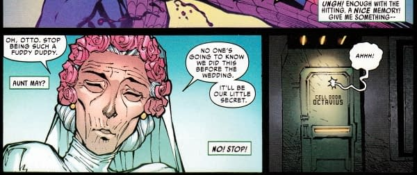 When Peter Parker Had Sex With Aunt May (SPOILERS)
