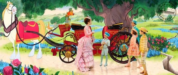 7 New Photos from 'Mary Poppins Returns' Courtesy of EW