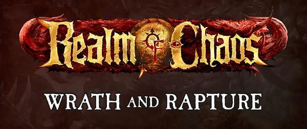 'Wrath and Rapture' Teaser from Games Workshop
