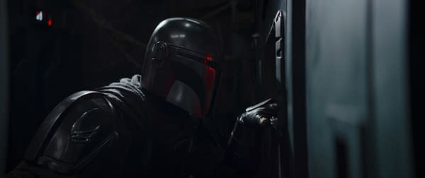 The Mandalorian: Chapter 12: The Siege Offers Best in Star Wars