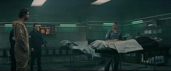 Breach: Rachel Nichols Talks Working With Dir. John Suits, Co-Stars