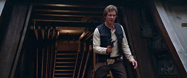 Star Wars Han Solo Return of the Jedi
