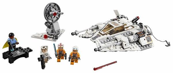 LEGO Star Wars Anniversary Snowspeeder