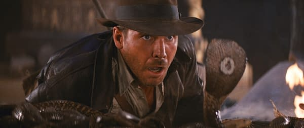 """Indiana Jones 5"": Harrison Ford Says Production Begins Summer 2020"