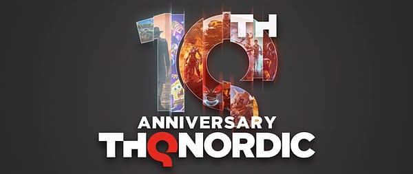 THQ Nordic Announces Celebration Plans For Their Tenth Anniversary
