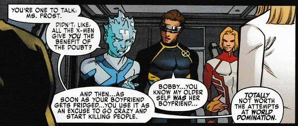 Gail Simone's Women in Refrigerators Exists in the Marvel Universe