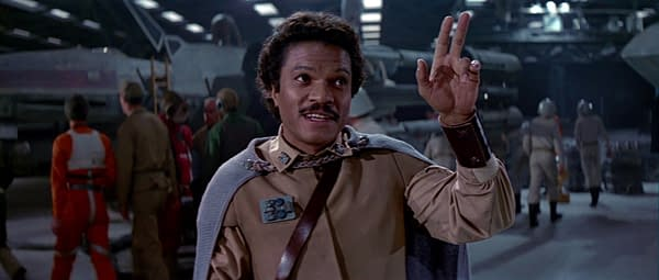 Billy Dee Williams Reprising Lando Calrissian Role for Star Wars: Episode IX