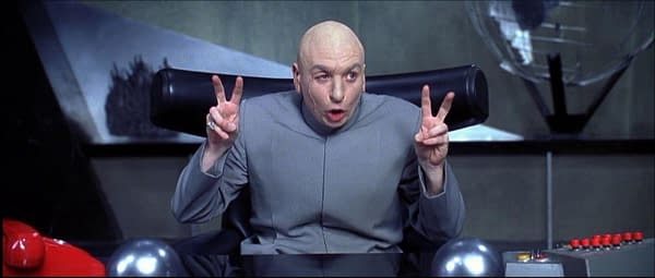 Austin Powers: Theater Student Picks Dr. Evil for Dramatic Monologue