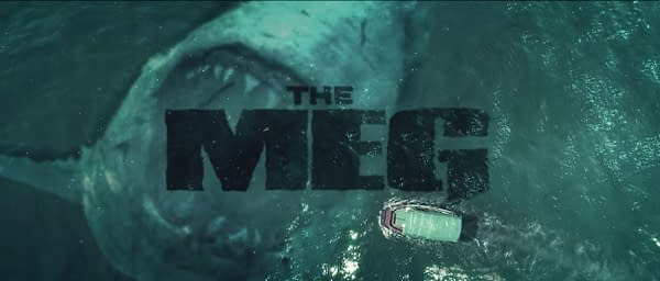 Jason Statham vs Largest Shark Ever in First Trailer For 'The Meg'