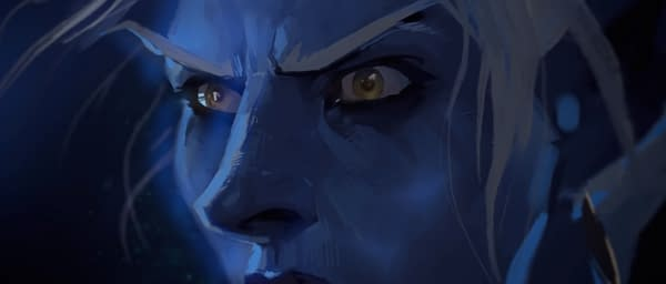World Of Warcraft Gets a New Animated Short with Warbringers: Azshara
