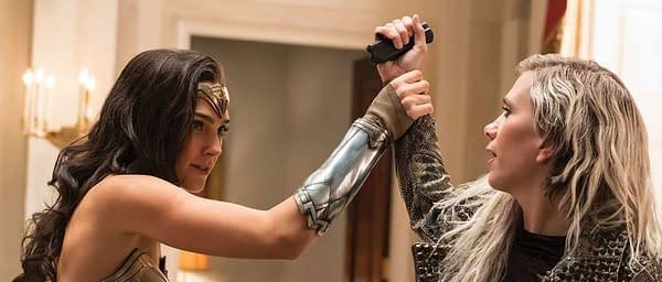 Wonder Woman vs Cheetah from Wonder Woman 1984: Meet Wonder Woman (I Can Read Level 3).
