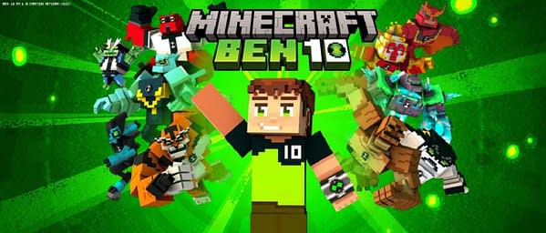 We can only guess what you'll be making Ben do in the game, courtesy of Mojang.