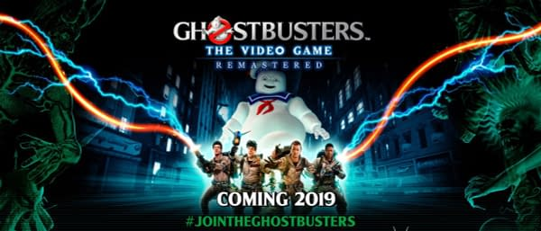 Saber Interactive Announces Ghostbusters: The Video Game Remastered