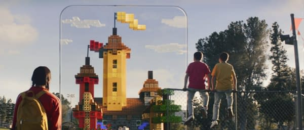 Now You Can Take Your Minecraft Creativity to the Real World with Minecraft Earth
