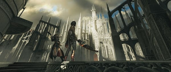 """Code Vein"" Shows Off A Bunch Of New Content At Gamescom"