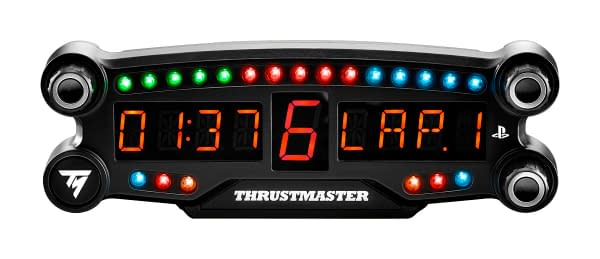 How Fast Was I Going, Officer? We Review the Thrustmaster BT LED Display for PS4