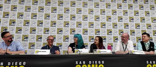 Norms, Simps, Muties, and Perps Get Ready for the 2000AD Thrill Hour Recap! [SDCC]
