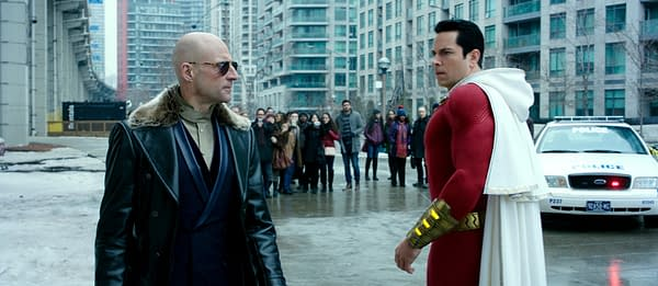 'Shazam!' Funfair to Open on London's South Bank