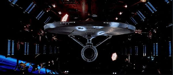 """""""Star Trek: The Motion Picture"""" Returns to Theaters for 40th Anniversary"""