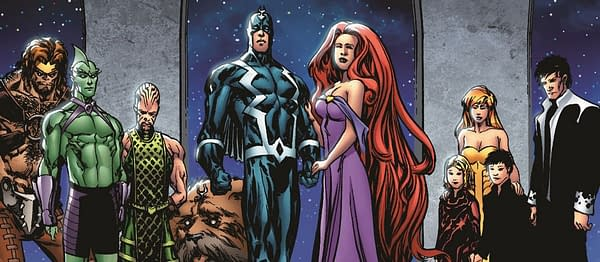 Black Bolt And Crystal From Marvel's Inhumans Added To Marvel Powers United VR
