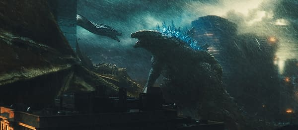 Review: Godzilla: King Of The Monsters - If Only the Humans Had Been in Rubber Suits...