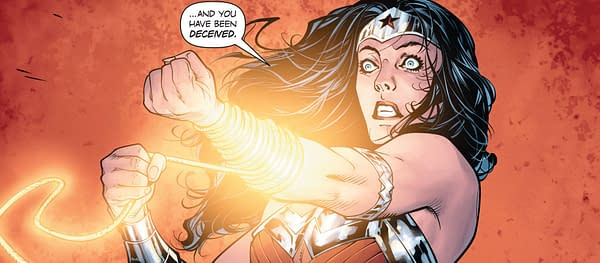 Wonder Woman - Rebirth (2016) 001-013