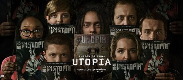 Utopia: Gillian Flynn's Amazon Series Has Us Questioning Everything