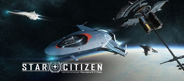 A look at one of the 100 Series ships, courtesy of Cloud Imperium Games.